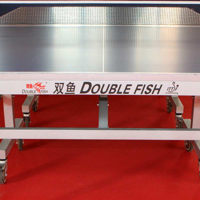 Official Durable Table Tennis Table for World Tour