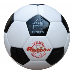 Machine-stitched Low Price PVC Football